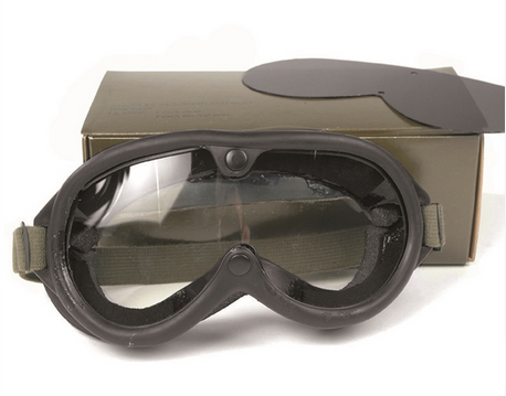 dust goggles byz3  Us M44 Sun, Wind And Dust Goggles Wcase