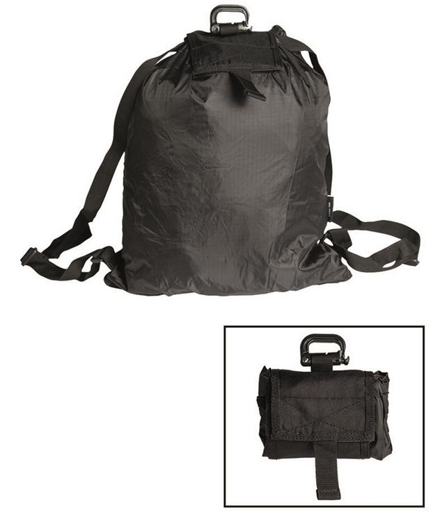 black roll up rucksack military tactical rucksacks. Black Bedroom Furniture Sets. Home Design Ideas