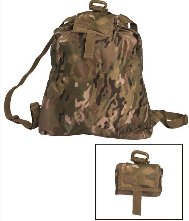 multicam roll up rucksack military tactical rucksacks. Black Bedroom Furniture Sets. Home Design Ideas