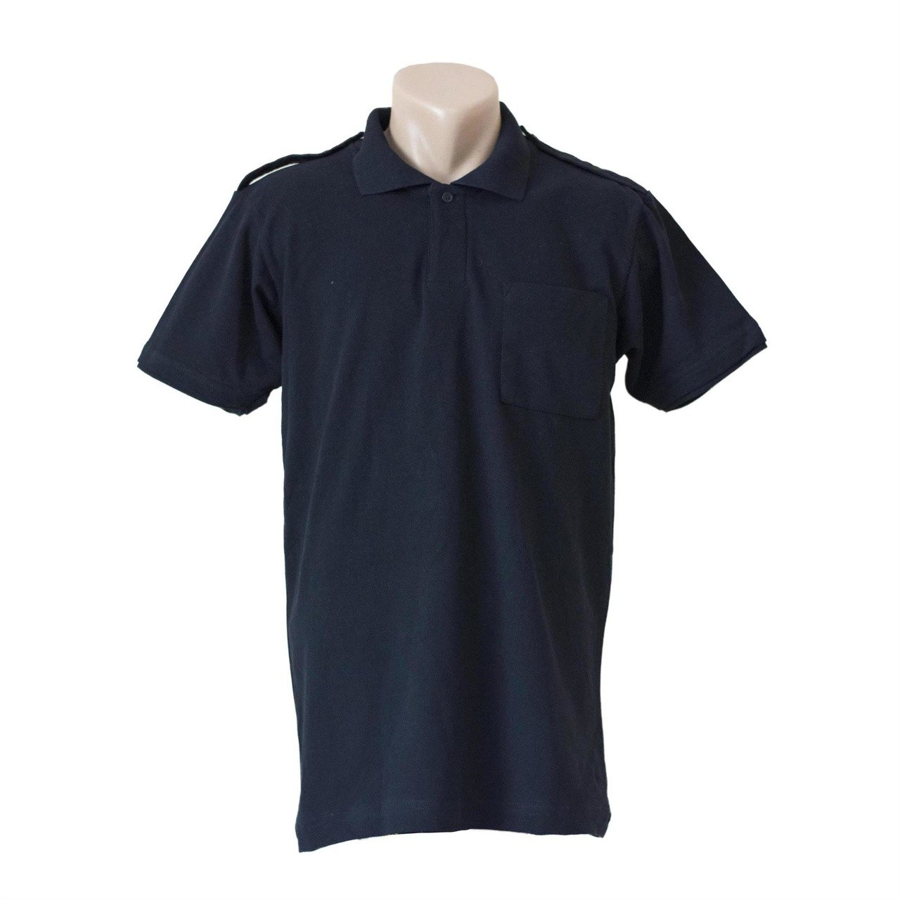 Polo t shirt blue navy with pocket police ems fire for Polo t shirts with pockets