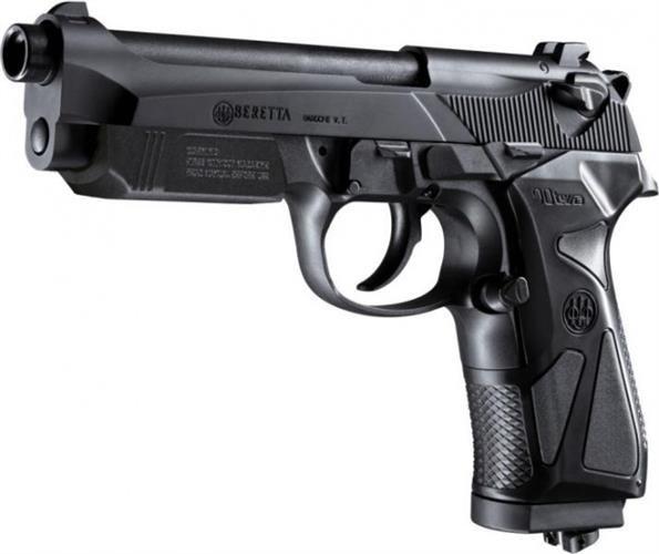 Replica Pistol Beretta 90two - metal slide - CO2 - Umarex ...