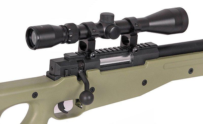 réplique sniper airsoft