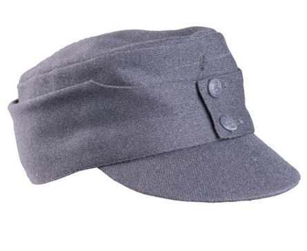 08caa9988ab Finnish Grey Wool Mountain Troop Cap Like New ...