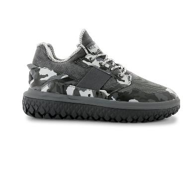 Palladium Men´s Crushion Trekking Scrmbl Boots Shoes Fast aBqwqU