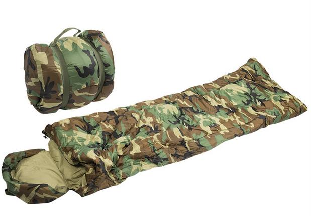 Woodland Pilot Sleeping Bag