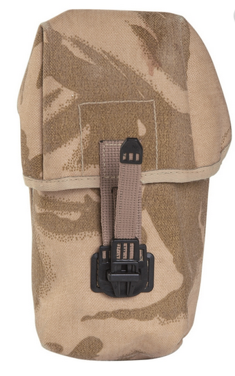 british utility belt pouch used