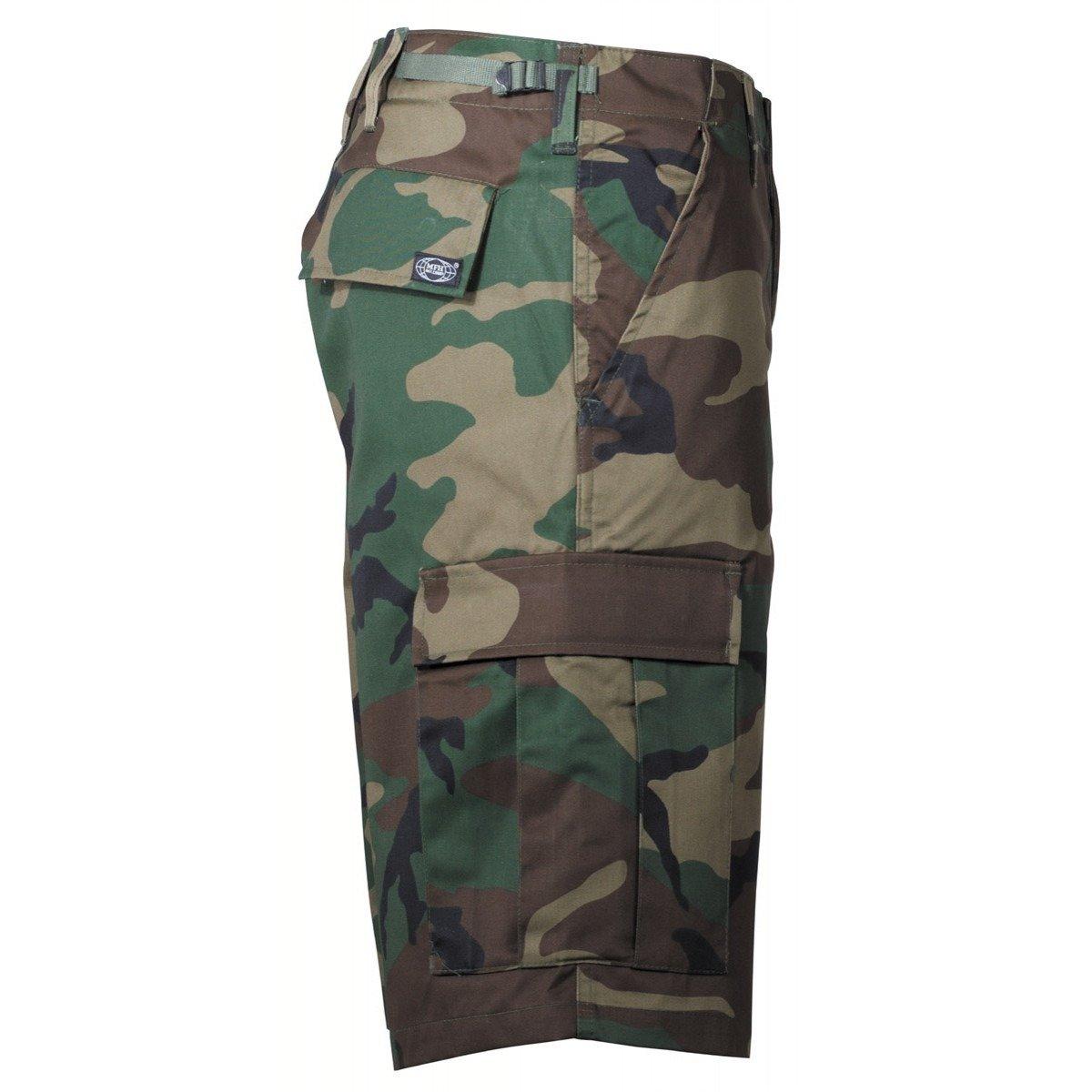 mfh bdu  MFH BDU men titch woodland woodland | Apparel \ Bermudas & Shorts ...