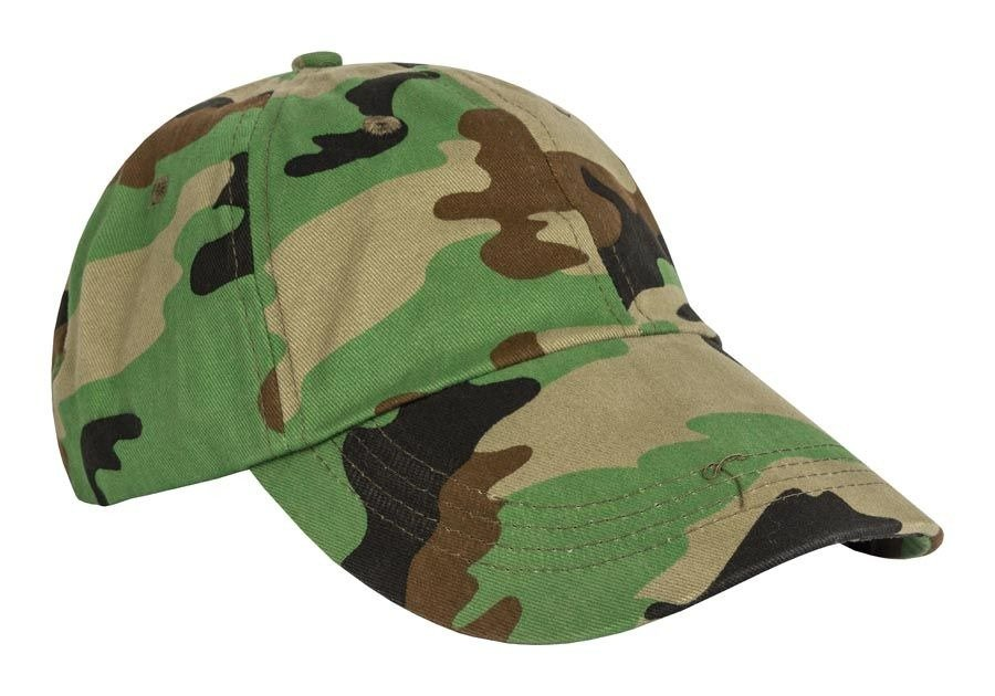 Anvil Baseball Cap woodland  0727118bc59