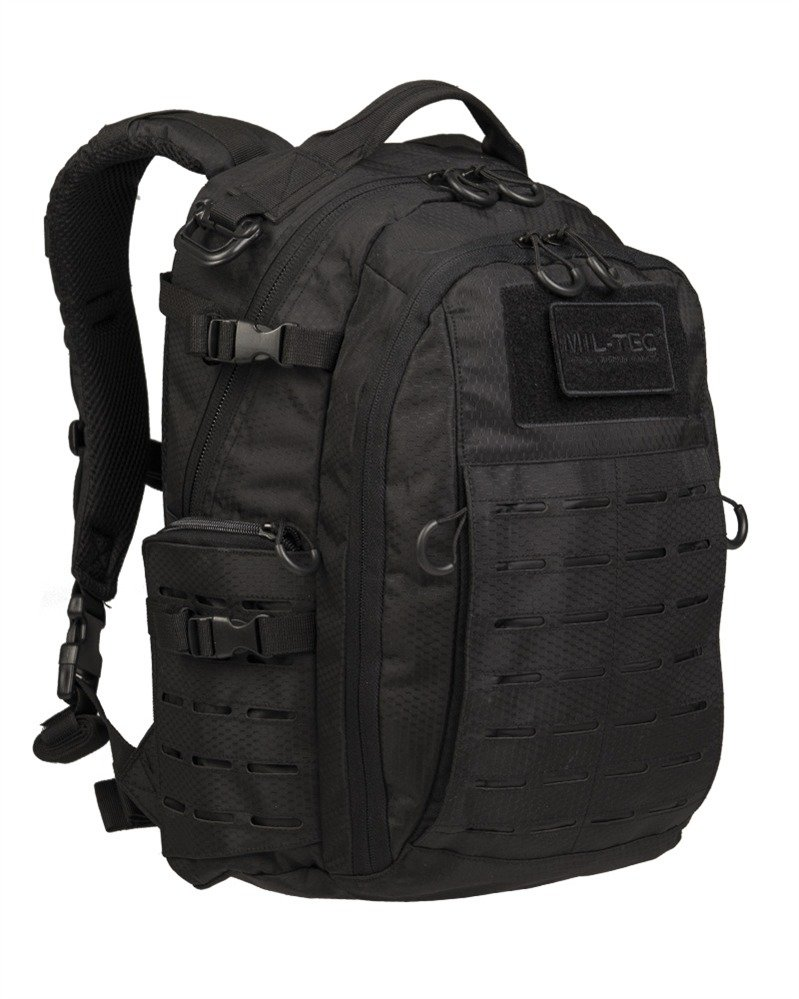019f594d89ec BLACK HEXTAC® BACKPACK 25 l Black