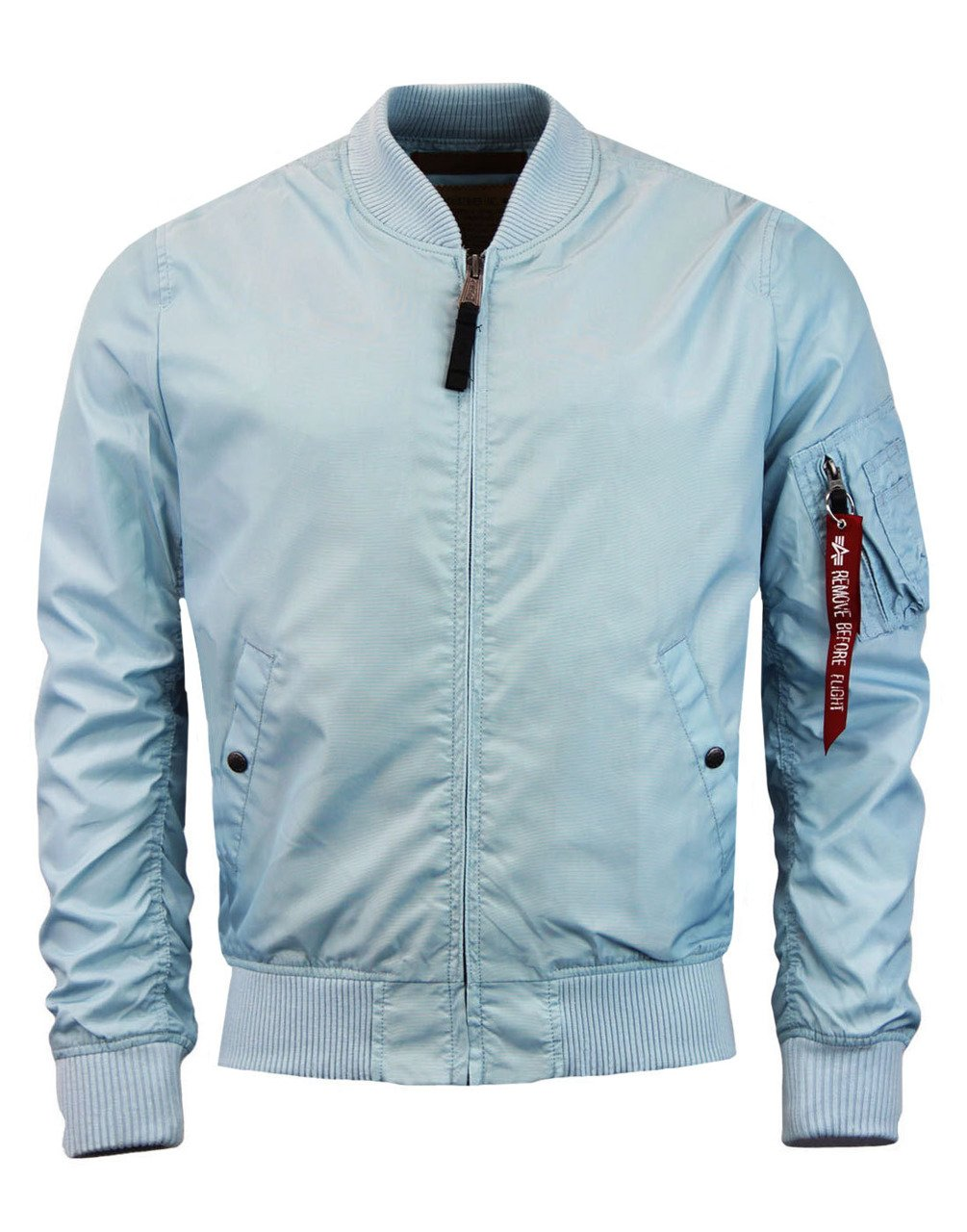 bomber flight jacket ma 1 tt alpha industries blue. Black Bedroom Furniture Sets. Home Design Ideas
