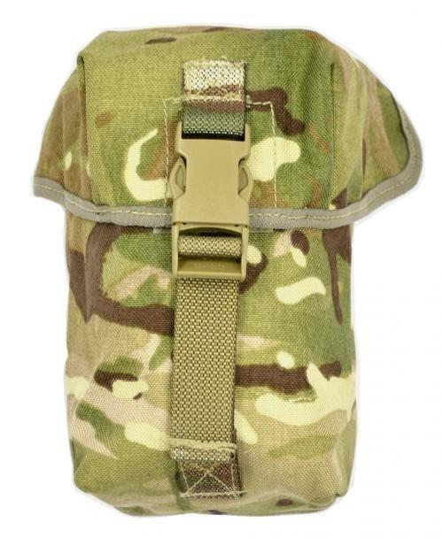 British army mtp-camo lmg 100 osprey mk iv cartridge bag used ...
