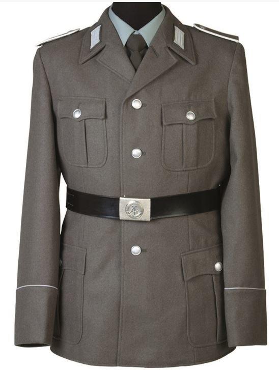 East German Army Uniform Jacket with Badges bd8f67c8cb5f