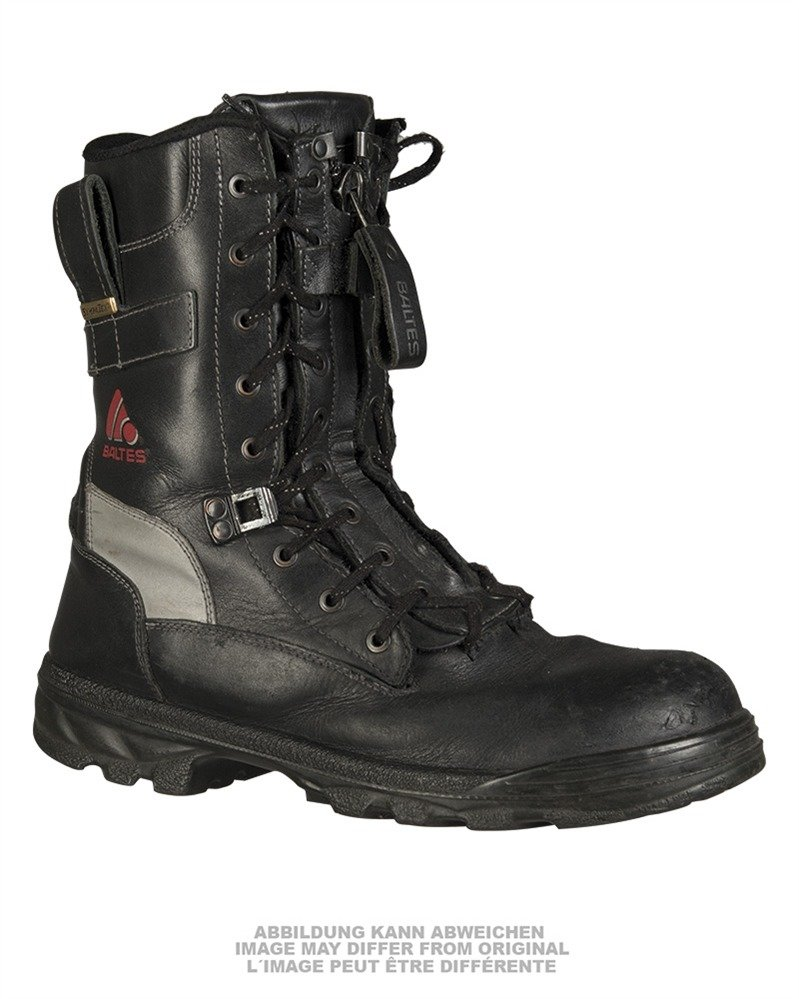 4530b86e56d GERMAN BALTES® FIREBRIGADE BOOTS USED