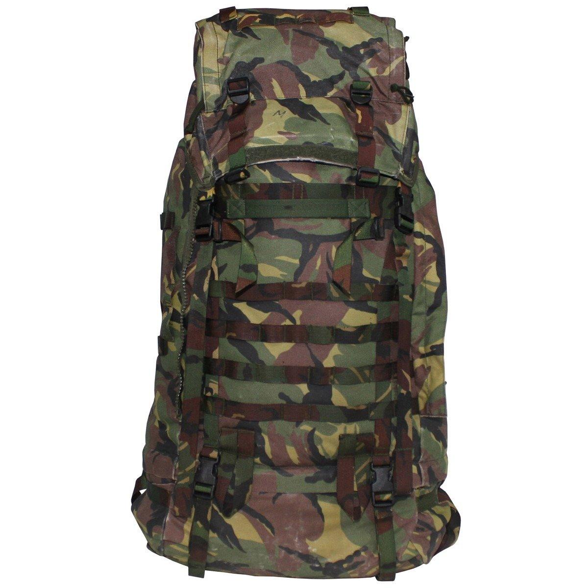 nl backpack large nl camo without side pockets used. Black Bedroom Furniture Sets. Home Design Ideas