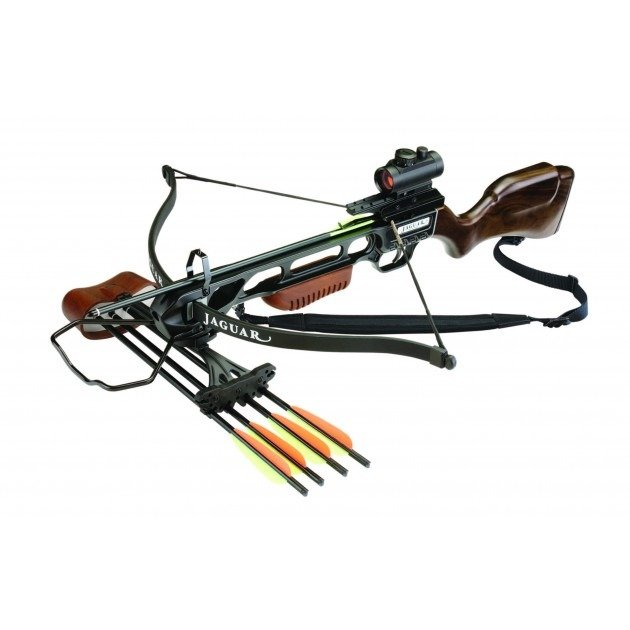 recurve armbrust jaguar 175 lbs crossbow hunting. Black Bedroom Furniture Sets. Home Design Ideas