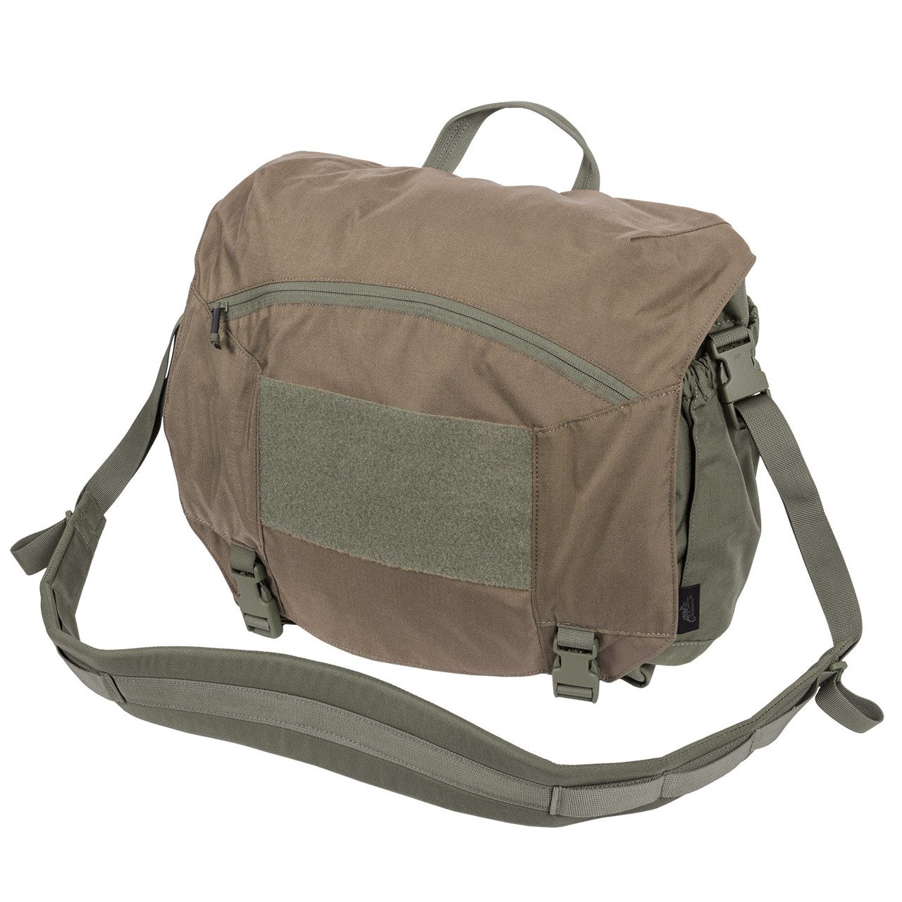 816795b609b URBAN COURIER BAG LARGE® - CORDURA® - COYOTE green 2 green 2 ...