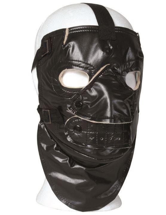 US GI GENUINE Black COLD WEATHER FACE MASK Black  28028cdfafc