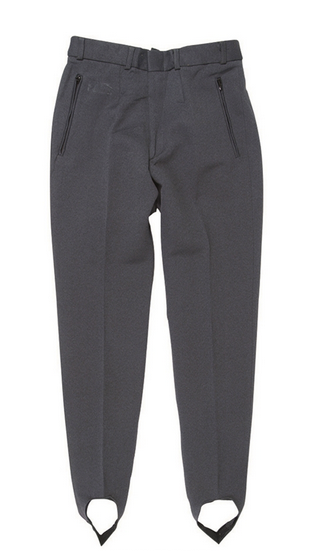 German Grey Mountain Pants Used