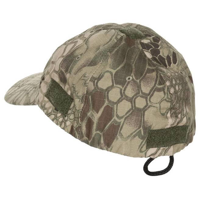 Operations Cap, with velcro, Mandra Tan