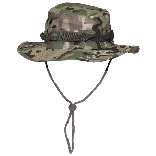 US GI Bush Hat, Rip Stop, Multicam