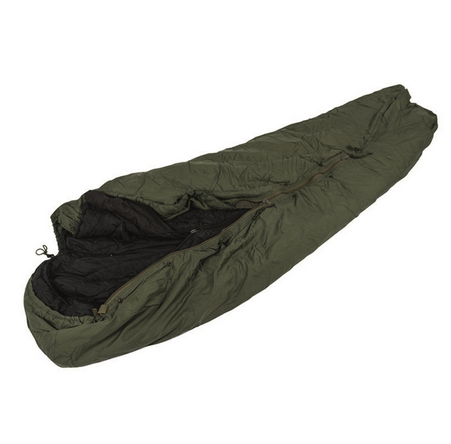 US Modular 2-pc. Sleeping Bag Used