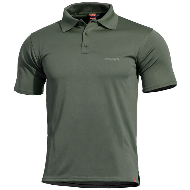 ANASSA POLO - Green
