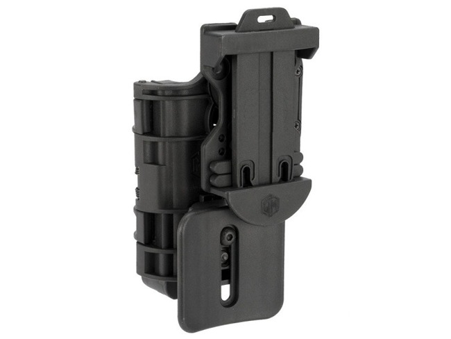 APS Quantum Mechanics G17/22/19 Quick Tactical Holster (Black - QMH-G17)