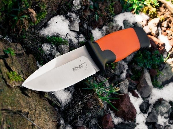 Böker Plus Outdoorsman XL Knife
