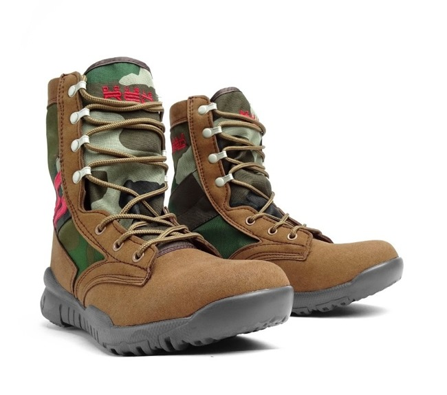Boots Camo Boots Code