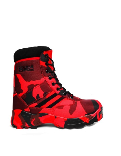 Boots Red - Red Hell