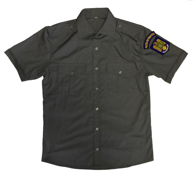 Border Police short-sleeved shirt