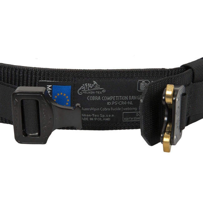 COBRA COMPETITION RANGE BELT® (45MM) COYOTE