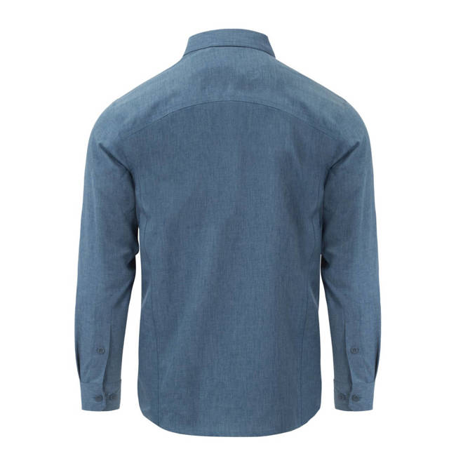 DEFENDER MK2 GENTLEMAN SHIRT - BLACK MELANGE