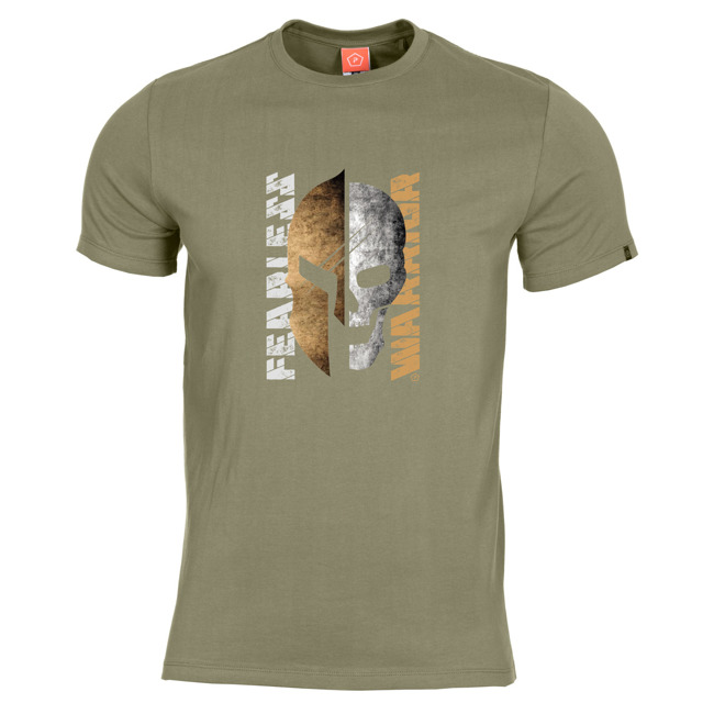 FEARLESS T-shirt - Olive