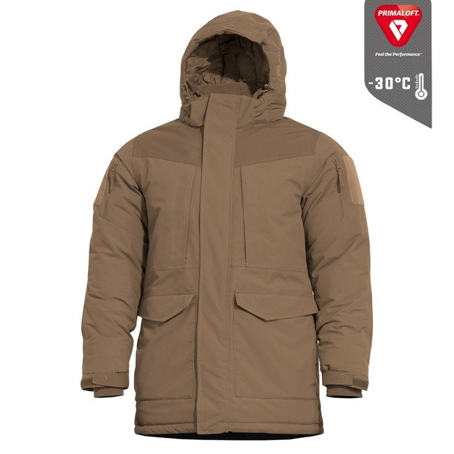 Jacket  HCP PARKA - Coyote