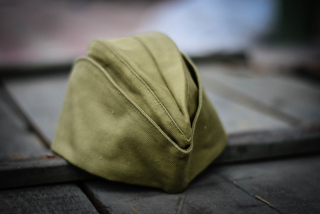 Kaki Bonnet, Romanian Army Surplus