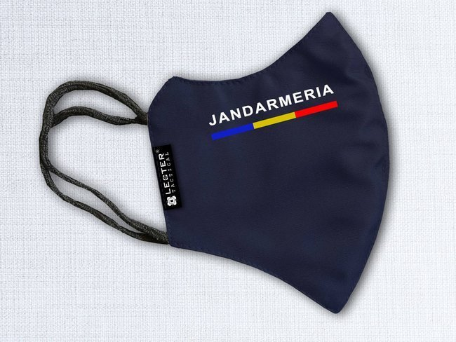 "MASK ""JANDARMERIA"" - REUSABLE - LECTER TACTICAL"