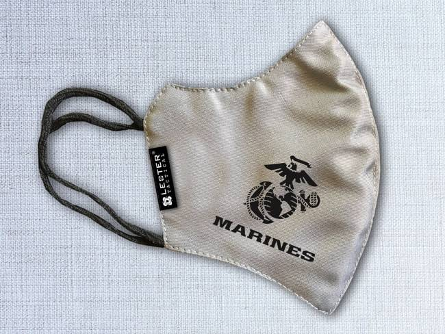 "MASK ""MARINES"" - REUSABLE - LECTER TACTICAL"