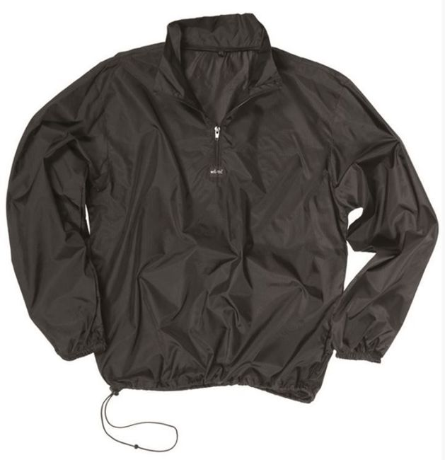 MIL-TEC® Black WINDBREAKER