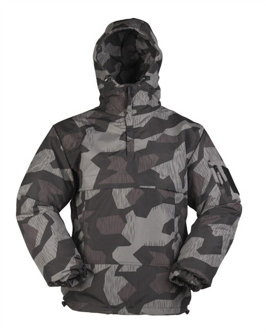 MIL-TEC® WINTER COMBAT ANORAK, SPLINTER NIGHT