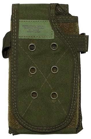 Molle pistol holster - Olive - Mil-Tec
