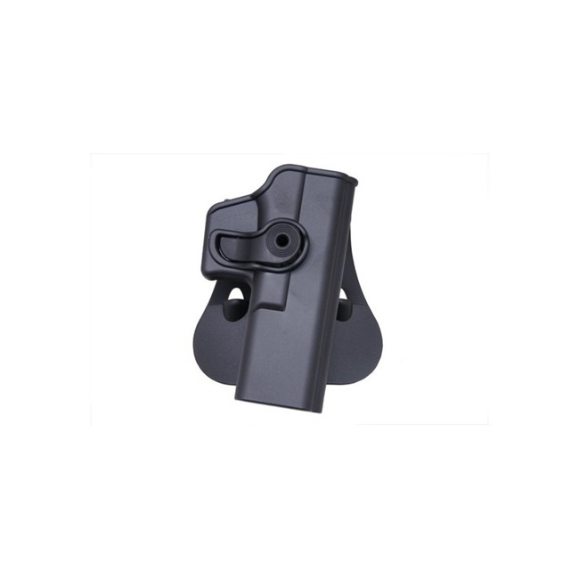 Polymer holster for the Glock 17 replica -BLACK