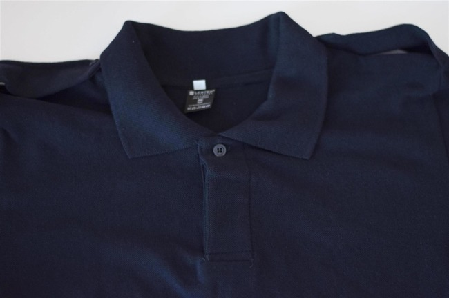 Prison Guard Polo T-Shirt,  Blue Navy