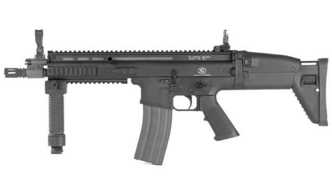 Replica Airsoft G&G FN SCAR CQC - Black