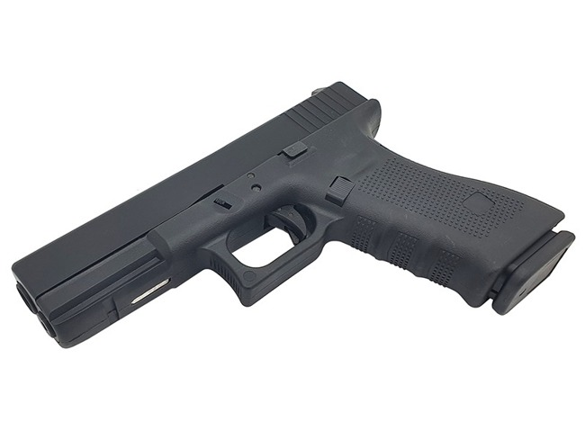 Replica Army 17 Series Gen 4 Gas Blowback Pistol (Metal Slide - Black - R17GEN4)