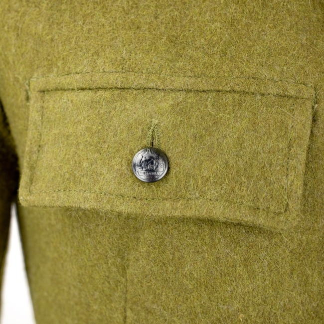 Romanian Wool Jacket - Romanian Army Surplus