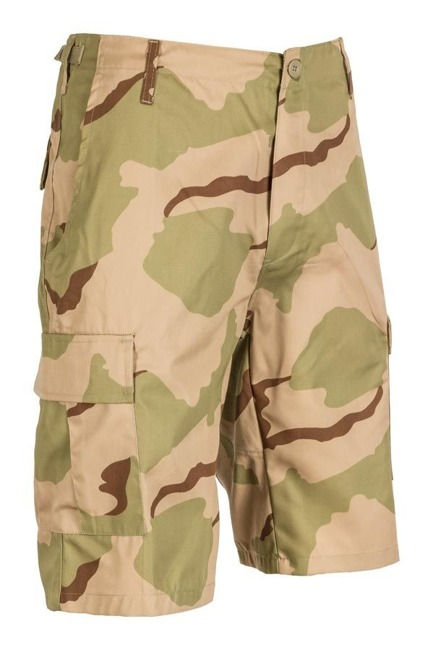 Shorts M-Tramp BDU camo