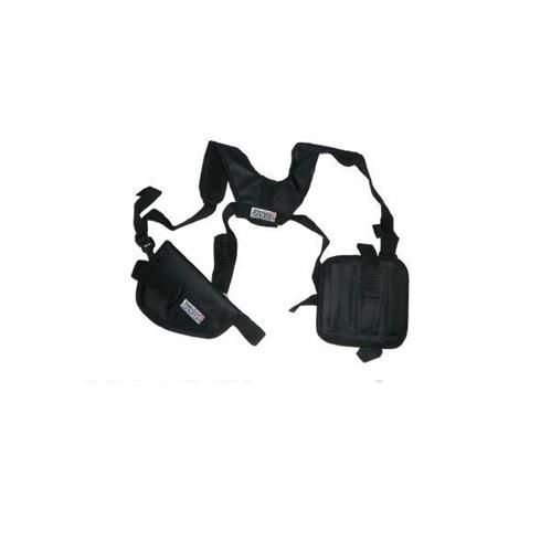 Swiss Arms Horizontal Shoulder Holster, Black