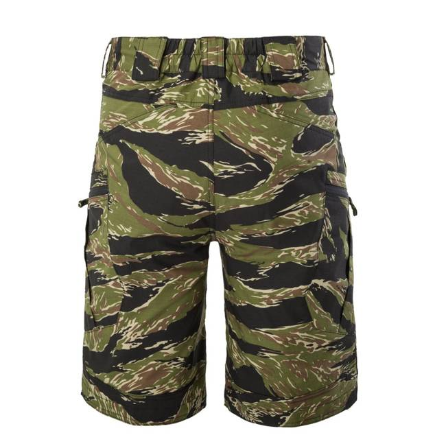 URBAN TACTICAL SHORTS 11 - POLYCOTTON STRETCH RIPSTOP - TIGER STRIPE