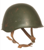 Hungarian Military Steel Helmet, Cold War Era - Military Surplus